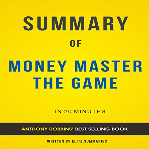 Summary & Analysis of Money: Master the Game by Tony Robbins audiobook cover art
