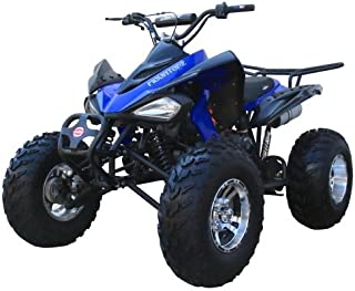 Saferwholesale 150CC Coolster ATV Fully Automatic Full Size - Great for Adults & Juniors - ATV-3150CXC - Brakes Front/Rear Hub/Hydraulic disc - Starting System: Electric