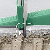 WOLFPACK LINEA PROFESIONAL 2380100 Kit Nivelador Solador (Pistola, calzos y cuñas)