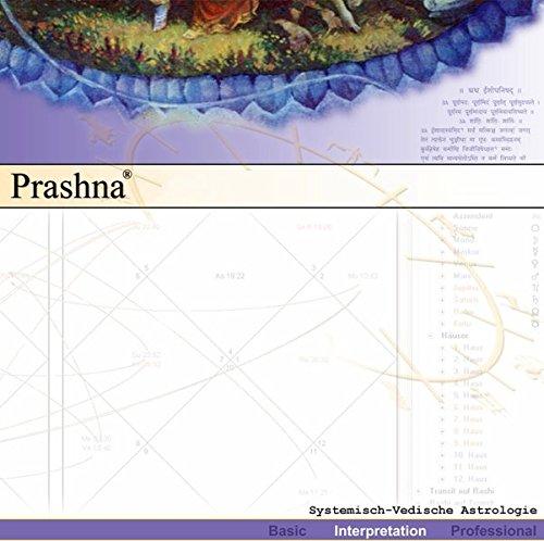 Software für Vedische Astrologie: Prashna-Interpretation: Professionelle Software für Vedische Astrologie (nur für Windows)