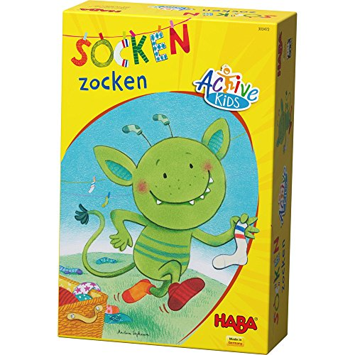 HABA Socken zocken - Active Kids