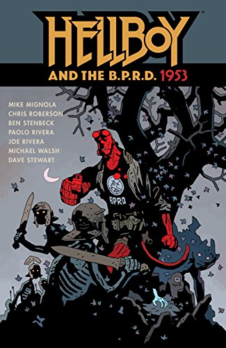 Hellboy and the B.P.R.D.: 1953 (English Edition)