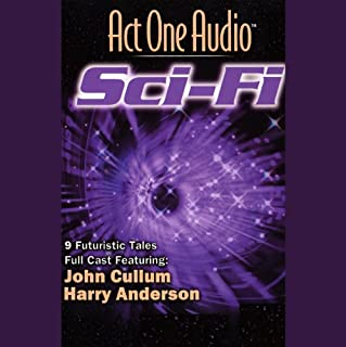 Act One Audio audiobook cover art