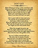 Motivierendes Gedicht