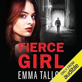 Fierce Girl audiobook cover art