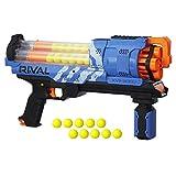 Assortiment Nerf Rival Artemis XVII-3000 et Billes en Mousse Nerf Rival Officielles - Rouge ou Bleu