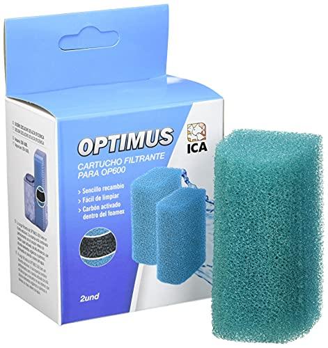 ICA OPC600 Carga Foamex y Carbón para Optimus 600