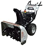 Dirty Hand Tools 103879 Self-Propelled - Electric Start 302cc Dual Stage Gas - 30' Snow Blower