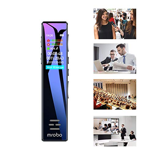 USB Mini Voice Recorder Voice Recorder Audio Digital Pocket Dictaphone Mac/Windows Compatible Tiny Portable Spy Gadget - Best Gift for Professionals,8GB