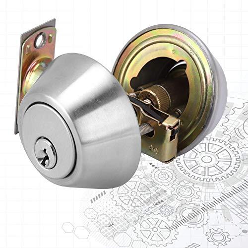 Cerradura de puerta de acero inoxidable para puerta delantera y trasera