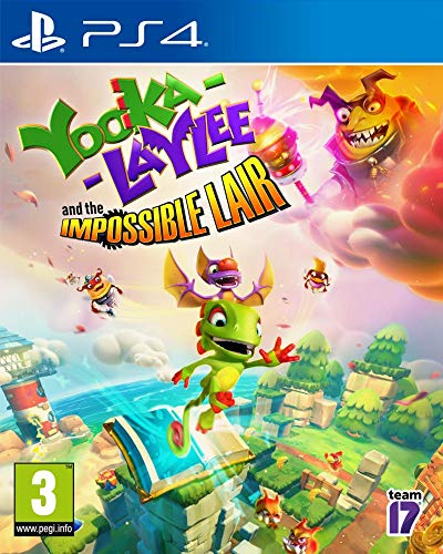 Yooka-Laylee: The Impossible Lair - PS4 [Importación francesa]