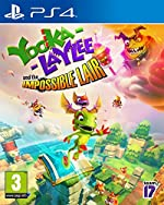 Yooka-Laylee - The Impossible Lair - PS4