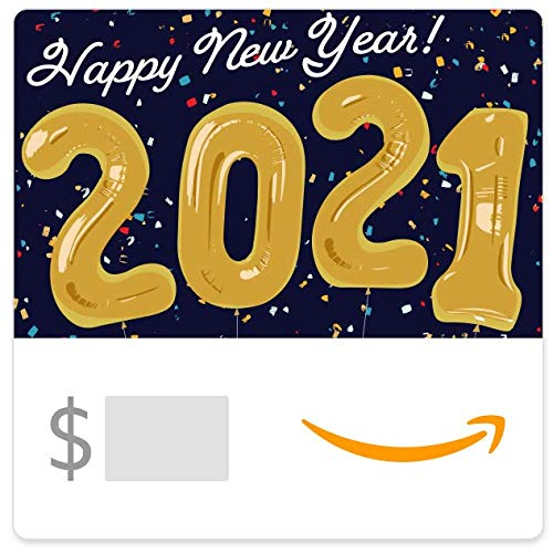 Amazon eGift Card - Happy New Year 2021