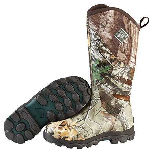 Muck Pursuit Glory 16' Rubber High Performance Insulated Scent-Masking Men's Hunting Boots