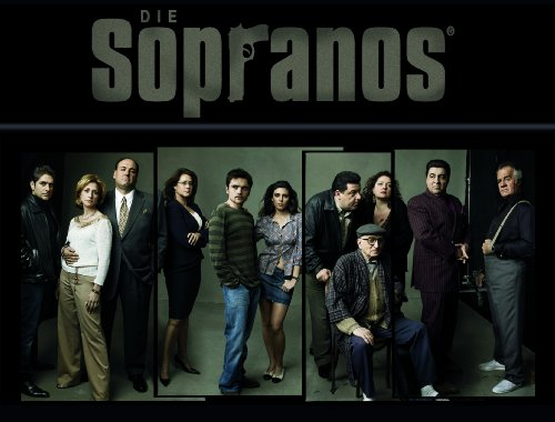 Die Sopranos - Die ultimative Mafiabox [28 DVDs] (exklusiv bei Amazon.de)