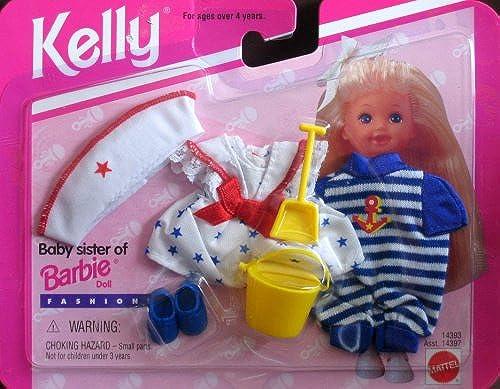 Barbie - Kelly Sailor modes My Wish List (1995)
