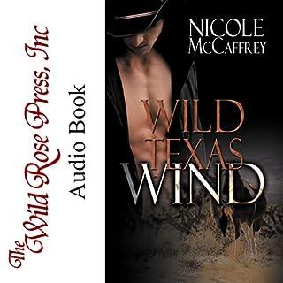 Page de couverture de Wild Texas Wind
