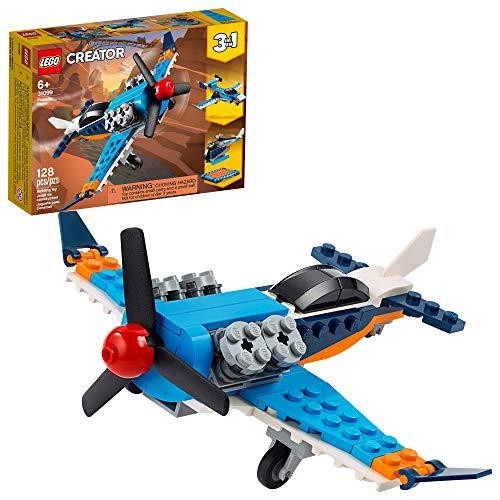Lego Creator Avião a Hélice 31099