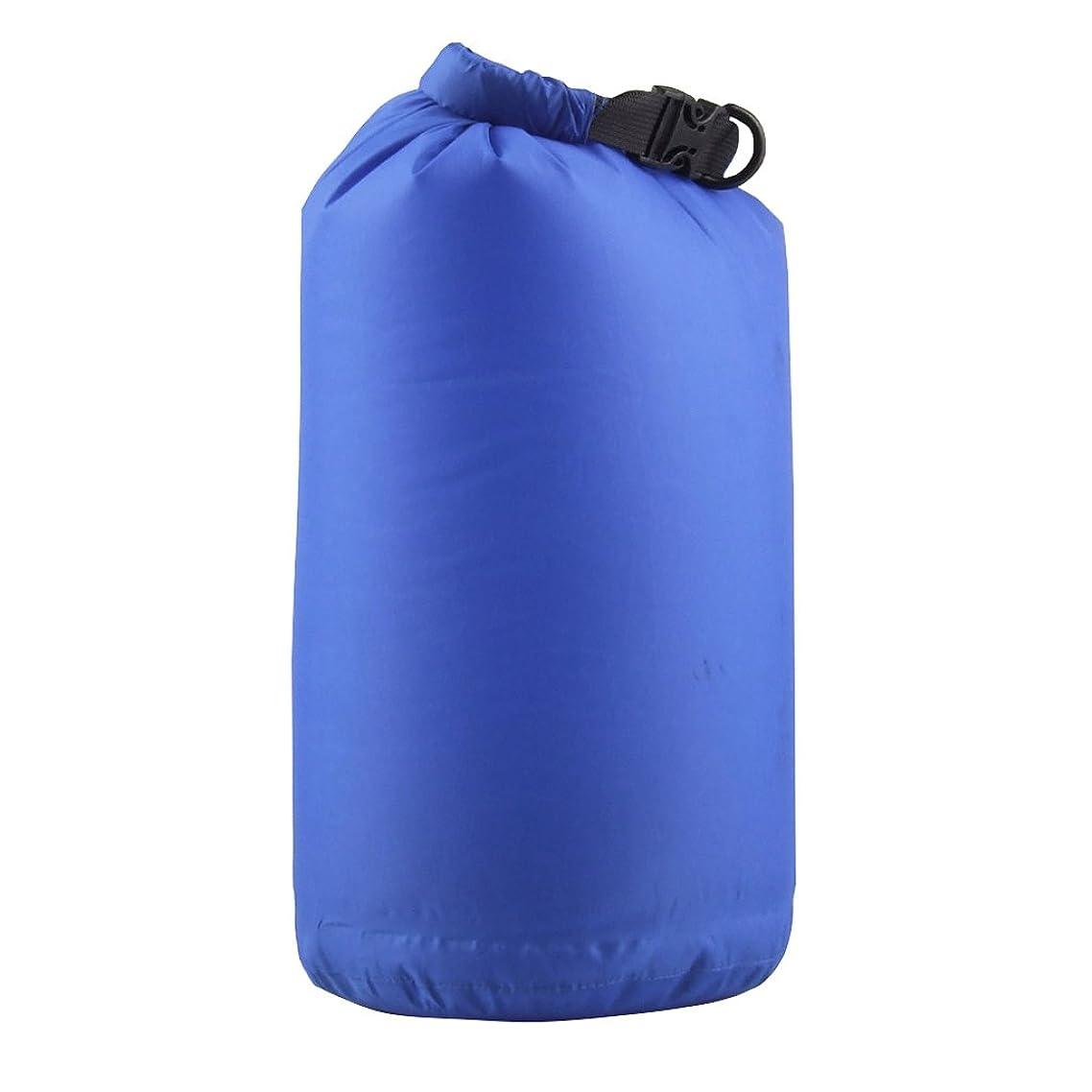 第アンペア引退するキャンプのための12lの防水ロールのトップ圧縮袋乾燥袋青