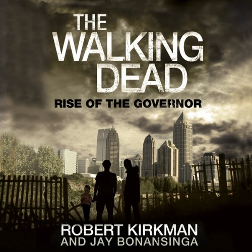The Walking Dead: Rise of The Governor cover art
