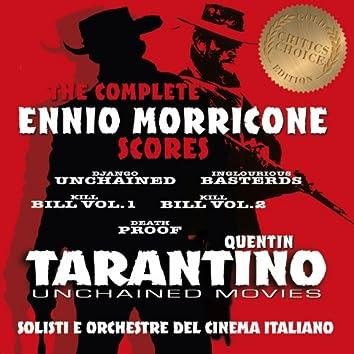 Ennio Morricone – Tarantino Unchained – Complete Scores – Critic's Choice