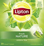 Lipton Tee: Grüner Tee in Pyramidenbeuteln / 3er Pack (3 x 28 g)