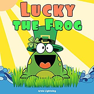 Lucky the Frog cover art