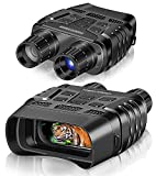 Night Vision Binoculars Digital Infrared Camera Large Viewing Screen HD Image & Video Night Vision Goggles Spy Gear for Hunting & Surveillance with 32G TF Card