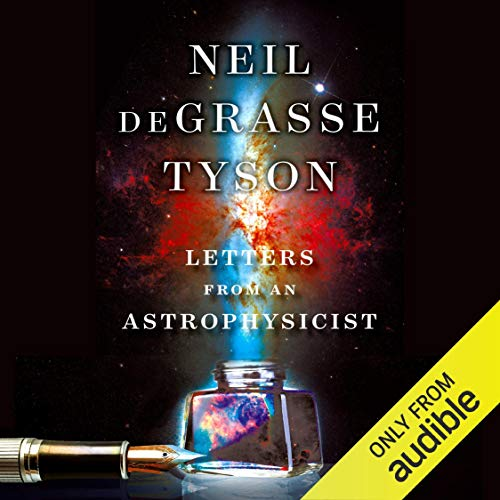 Page de couverture de Letters from an Astrophysicist