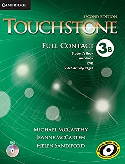 Touchstone Level 3 Full Contact B 2nd Edition