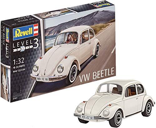 Revell - 07681 - Maquette - Coccinelle VW - Echelle 1/32