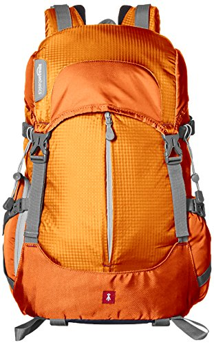 Amazon Basics - Mochila para cámara, para senderistas - Naranja