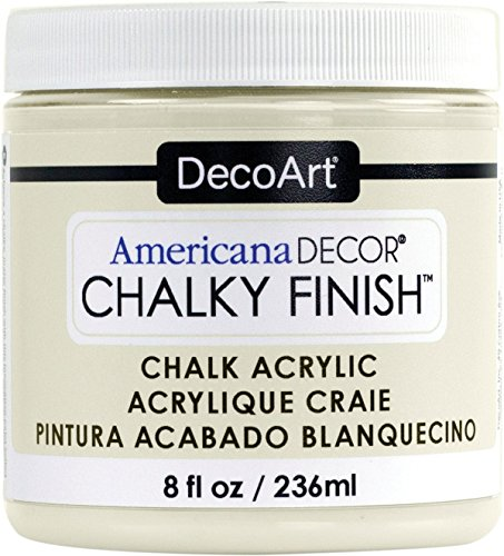 Deco Art ADC-02 Americana Chalky Finish Paint, 8-Ounce, Lace