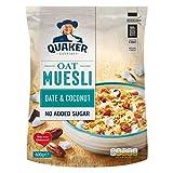 Quaker, Muesli (Dátiles y coco) - 600 gr.