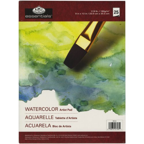 Royal & Langnickel Watercolour Artist Pads