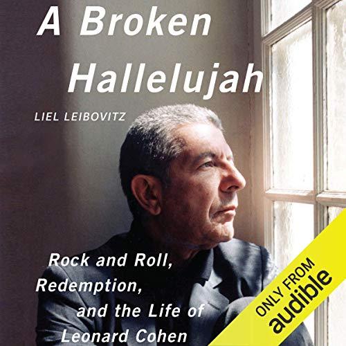 A Broken Hallelujah Titelbild