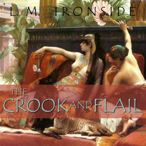 The Crook and Flail audiobook cover art
