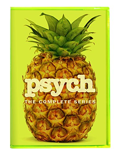 Psych: The Complete Series [DVD] [Import]