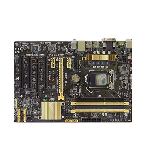 WSDSB Placa base para juegos Asus Z87-K Desktop Motherboard Z87 Fit para Intel Socket LGA 1150 I7 I5 I3 DDR3 32G SATA3 USB3.0 ATX Mainboard Gaming Motherboard