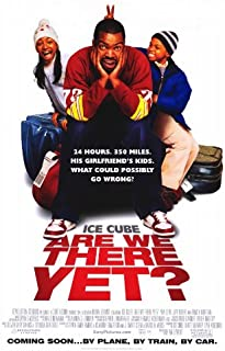 Are We There Yet? 11 x 17 Movie Poster