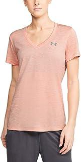 Under Armour Women's Tech Short Sleeve V-Neck Twist Top