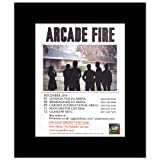 Music Ad World Mini-Poster, Motiv Arcade Fire - UK Tour