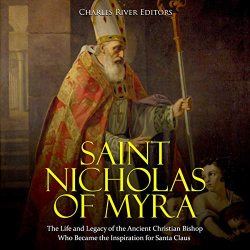 Saint Nicholas of Myra audiobook cover art