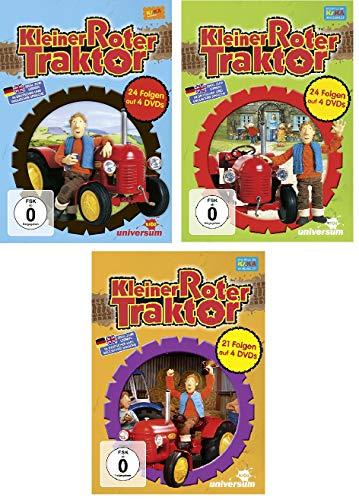 Kleiner roter Traktor Box 1+2+3 (DVD 1-12) im Set - Deutsche Originalware [12 DVDs]