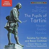 タルティーニの弟子たち ~ヴァイオリンと通奏低音のためのソナタ集(The Pupils of Tartini)