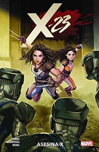 X-23 2. Asesina X
