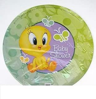 BABY LOONEY TUNES Party Tweety Birthday Mylar Balloon Shower Boy Girl Decoration