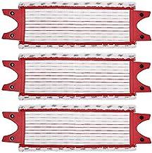 Nakładka do mopa 3 SZTUK Mikrofibre podłogowe Podkładki MOP Wymiana dla Vileda Ultramax Mop Refill for O Cedar MOP Absorbu...