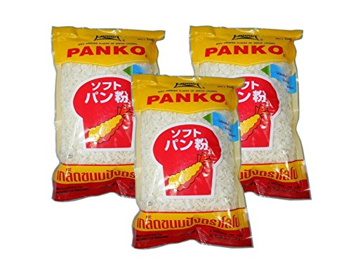 3er Pack - PANKO [3x 200g] Brotkrumen für Japanese Tempura LOBO Panade