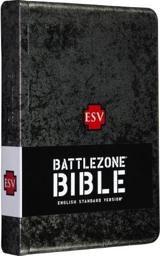 Compare Textbook Prices for Battlezone Bible: English Standard Version, Weathered Metal Compact Battlezone Weathered Metal ed Edition ISBN 9781581347074 by English Standard